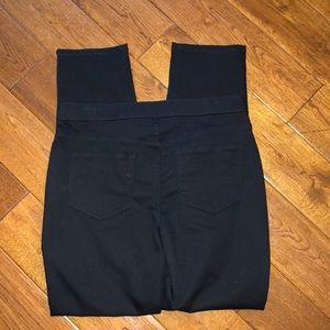 Denim&Co Pants - Black Pant